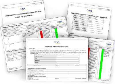 Health Safety Documents For The Construction Industry